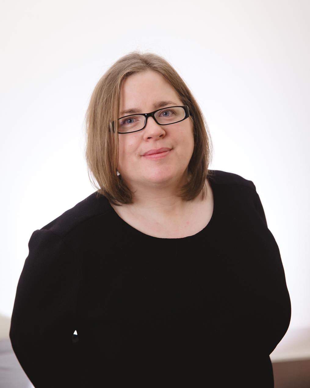 Geraldine Quinlan Burke Operations Lead