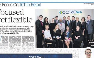 CORE Tech: Focused Yet Flexible