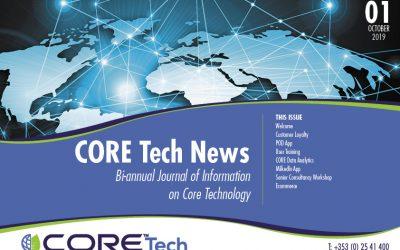 CORE Tech News – October 2019