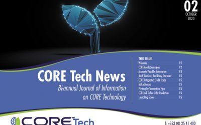 CORE Tech News – October 2020